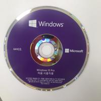 New version OEM Package Microsoft software retail license key with DVD download Windows 10 Pro Korean Language Manufactures