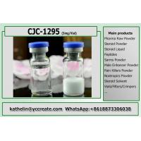 China Peptide Human Growth Steroid CJC-1295 Injection Powder For Muscle Enhance on sale