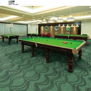 China Green Printed Nylon Polyester Carpet / Cut Pile Nylon Carpet Eco - Friendly on sale