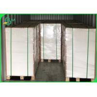 FDA PE Coated Paper 300gr 350gr Sheet For Box Of Food 70 X 100cm Manufactures