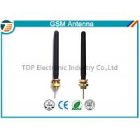 Rubber Duck GSM / 3G External Antenna Roof Mounting With SMA Connector Manufactures