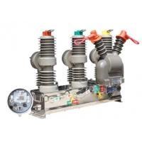 China Automatic 3 Phase Circuit Breaker 12kv Hot Dip Galvanized Steel For Substations on sale