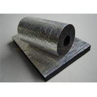 Foam Pipe Sound Proof Material Flexible Models For Heat Insulation 45 - 55 kg/m3 Manufactures