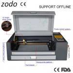 460 60W Laser cutting machine ,640 laser engraver machine ,400*600mm laser cutting machine Manufactures