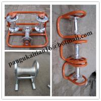 Aluminum Cable Roller,Nylon Cable Roller,Heavy Duty Triple Corner Cable Roller Manufactures