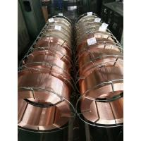 Metal Plate Package With Diameter 1.0 And 1.2 mm Welding Wires Consumables Manufactures
