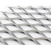 China Galvanized Treatment Expanded Metal Wire Mesh Panels For Window Safety for sale