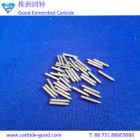 China Extreme Hardness Cheap Tungsten Carbide Pins of Various sizes and Grades on sale