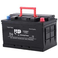Buy cheap 12v68ah car battery Resist overcharging / safety DIN68 MF car battery from wholesalers