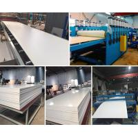380V Plastic Sheet Extrusion Machine 1220mm Furniture Celuka Three Layers Manufactures