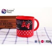 Personalised Childrens Plastic Cups Pp Material Pantone Color 10.0 x 7.0 x 7.8 cm Manufactures