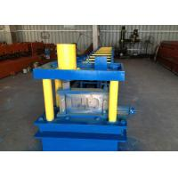 Chain Transimission U Automatic Roll Forming Machine Adjustable by PLC 7.5Kw Manufactures