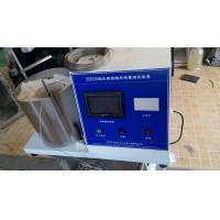China Rock Wool Thermal Load Testing Equipment PLC Touch Screen Control on sale