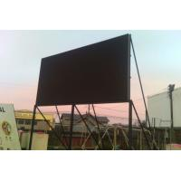 SMD 10mm Outdoor Advertising LED Display , Commercial led wall panel Board Manufactures