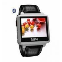 1.5'' Waterproof MP4 Watch Player with FM,8GB Manufactures