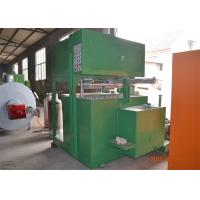 Waste Paper Egg Tray Pulp Forming Machine , Egg Box Making Machine Manufactures