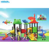 China Popular colorful customized outdoor playground Children outdoor play equipment for kids on sale