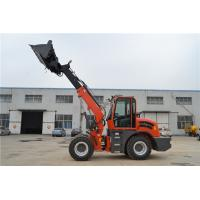 China WY2500  contruction machienry 4WD 2.5ton handler  telescopic Manufactures