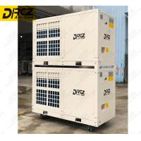 Exhibitions Buildings Ducting 10 HP Industrial Air Conditioning Unit Copeland Compressor Manufactures