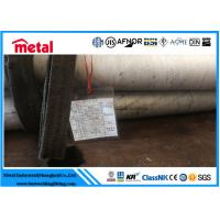 Seamless Austenitic Stainless Steel Pipe ASTM A312 UNS S30815 Pickling Surface Manufactures