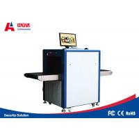 Stable Reliable X Ray Baggage Scanner With 0.0787mm Metal Line Wire Resolution Manufactures