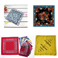 Cotton Bandanna Manufactures