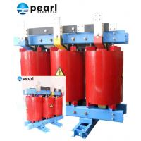 Step Up Three Phase Transformer 22kV - 800kVA Epoxy Resin Casting Pollution Free Manufactures