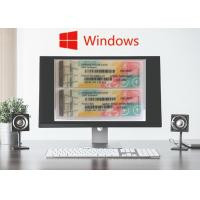 Windows 7 Operating System Key / Windows 7 Pro Coa Sticker 1Ghz 64Bit Processor Manufactures