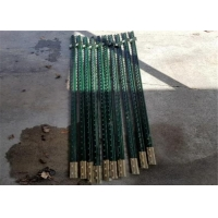 China T Post Farm Barbed Wire Cattle Fence 3mm Pvc Coated Fence Post on sale