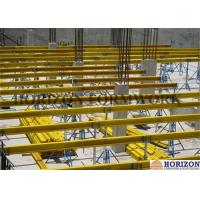 Timber Beam H20 Slab Table Formwork Systems Universal For Slab Concreting Manufactures