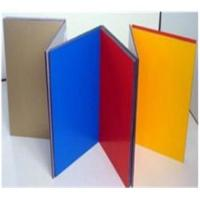 PVDF coating Aluminium Composite Panel Manufactures