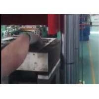High Speed Rubber Brake Pad Making Machine , Truck Brake Shoe Hand Moulding Machine Manufactures