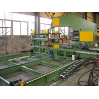 CE Sandwich Panel Roll Forming Machine Polyurethane Sandwich Panel Making Line Manufactures