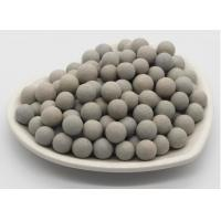 China Grey White Inert Catalyst Bed Support Balls Superior Grinding Efficiency on sale