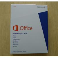 Microsoft Office 2013 Product Key Card For Computer Utility Software Manufactures