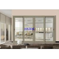Sound Insulation Interior Sliding Doors , Wide View Sliding Patio Doors Manufactures