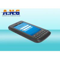 China Android OS v4.1.2 NFC Rfid Reader Wireless Rfid Handheld Reader With Barcode Scanner on sale