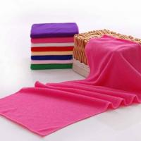 Quality Microfiber towel 30x30 Glass cleaning cloth for sale