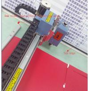 Quality cross stitch matboard paper board frame cutter for sale