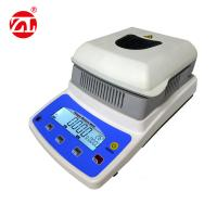 Halogen Light Heating Digital Moisture Meter , Gauge Rice LCD Density Testing Equipment Manufactures