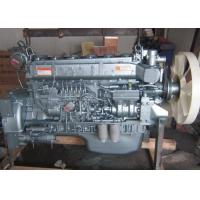 Diesel 290 HP Howo Truck Engine , Durable Wd615 Engine 9.726L Disaplacement Manufactures
