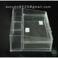 China BO (60) acrylic portable jewelry display cases on sale