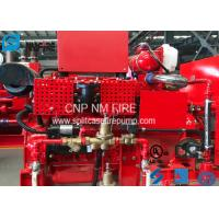 98 KW Power Fire Water Pump Diesel Engine FM NFPA20 Standard IF05ATH-F Manufactures