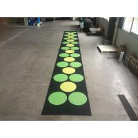 Recycled Outdoor Rubber Mats , 15-60mm Thickness Rubber Gym Flooring Tiles Manufactures