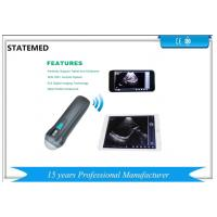 Mini Wireless Ultrasound Probe For Android , Sector Sweep Scanning Smartphone Ultrasound Machine Manufactures