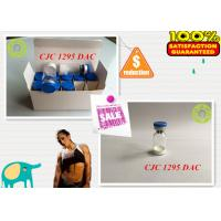 Mass Muscle Lyophilized Powder 2mg / vial CJC-1295 DAC Human Peptides For Builder Manufactures