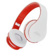 ABS Plastic Bluetooth Noise Cancelling Headphones For Mp3 / Cellphone /PC Manufactures