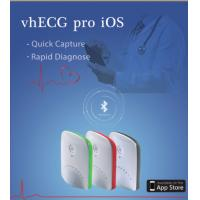 iPad ECG Machine for bluetooth connection with colorful and smart Electrocardiograph recorders Manufactures