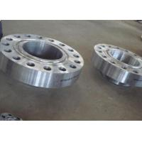 Buy cheap Stainless Steel Slip On Flanges Forged F304L Metal Material For Power Plant from wholesalers