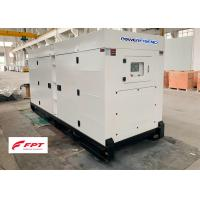 Buy cheap 240KW 300KVA Prime Power Diesel Water Cooled Generator Iveco Super Silent from wholesalers